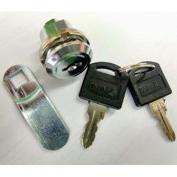 kit c/05 pçs Cilindro Papaiz para móveis 5110